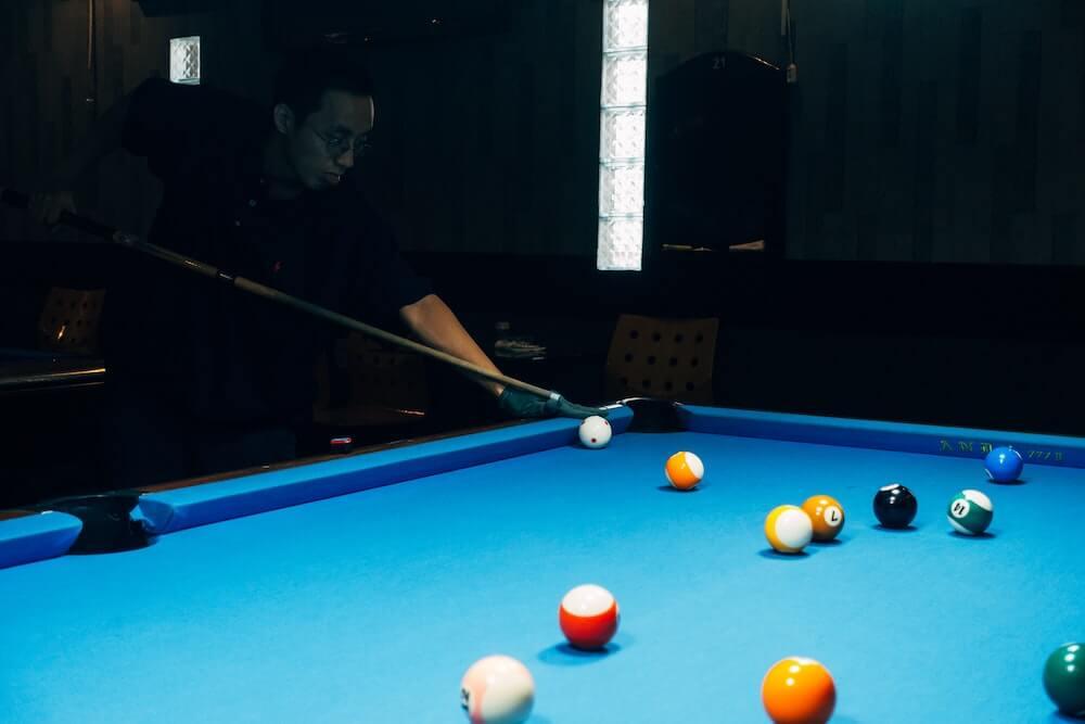 pool snooker