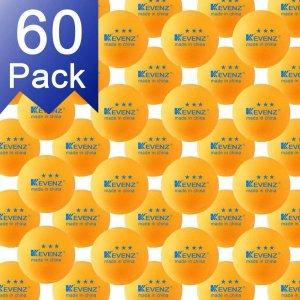 KEVENZ 50-Pack 3-Star