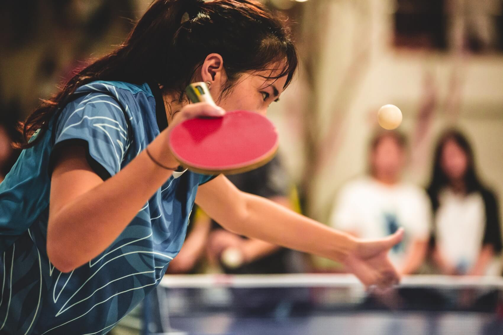 How to Choose Your First Ping Pong Paddle?